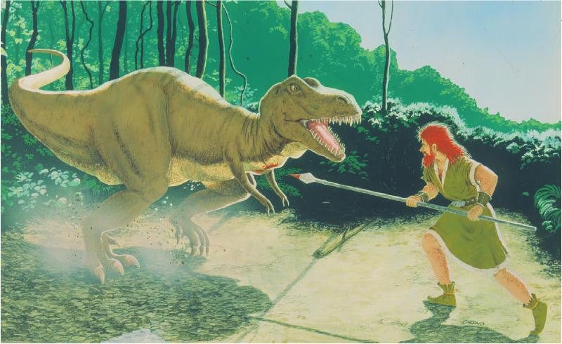 dinosaurus kuningas pornics